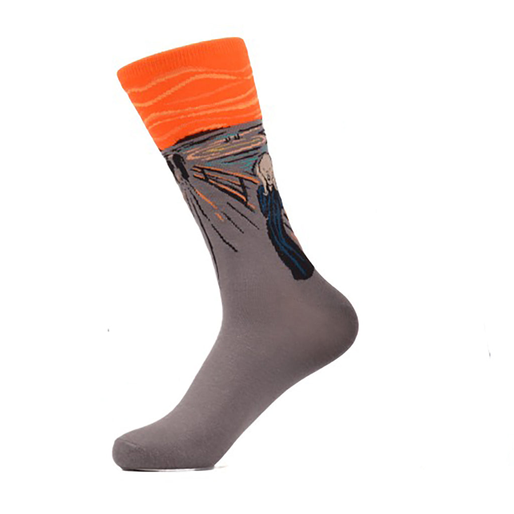 Scream Crew Socks - Action Pro Sports
