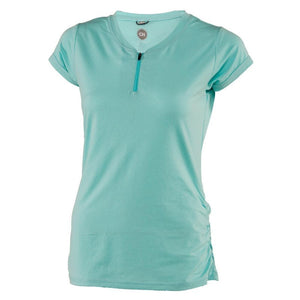 Deer Abby Women's Shirt - Angel Blue | Action Pro Sports