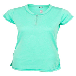 Deer Abby Women's Shirt - Mint | Action Pro Sports