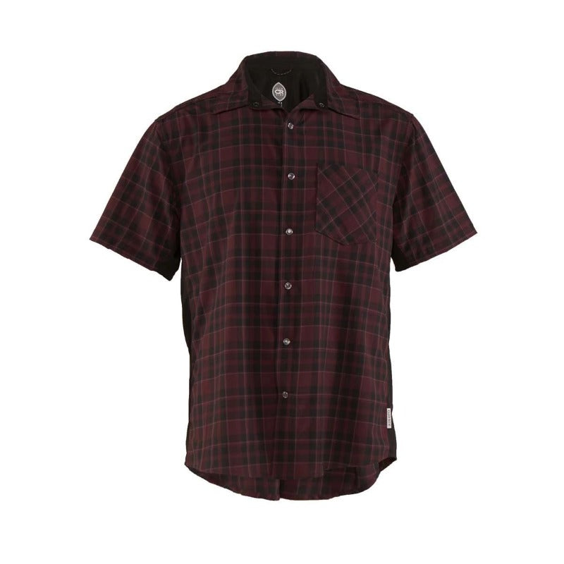 Detour Men's Shirt - Merlot | Action Pro Sports