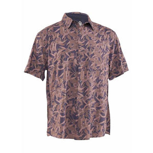 Detour Men's Shirt - Spicy Midnight | Action Pro Sports