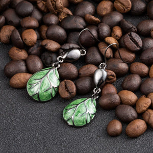 Vitality Teardrop Earrings - Action Pro Sports