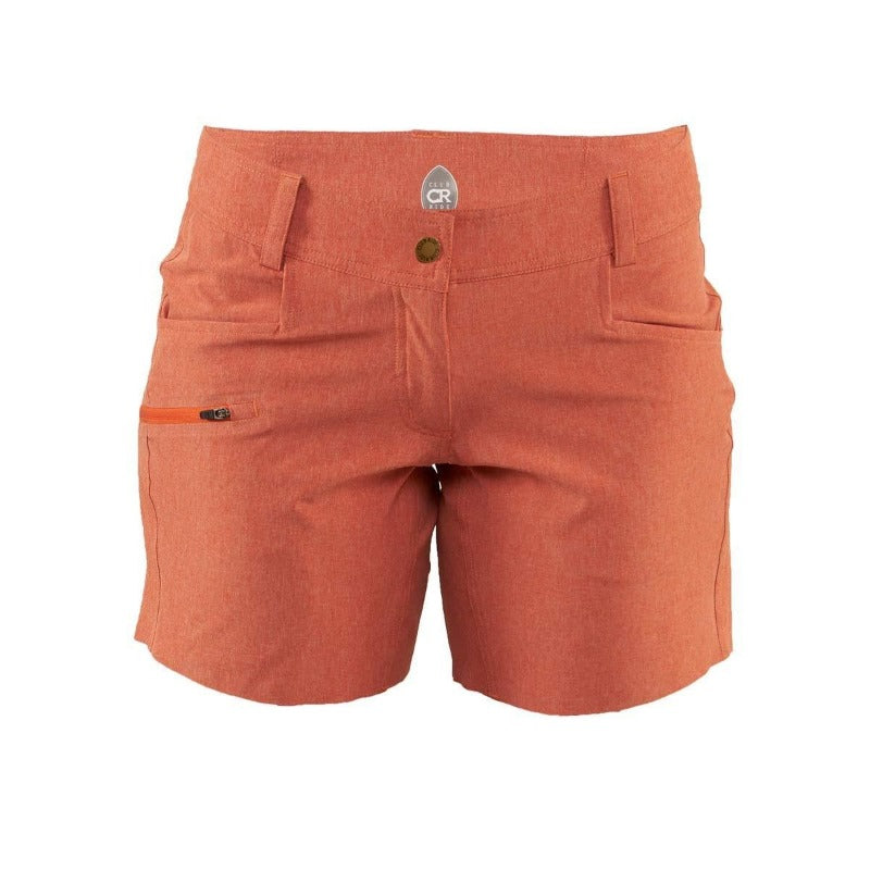 Eden & Damsel Women's Short - Burnt Ochre | Action Pro Sports