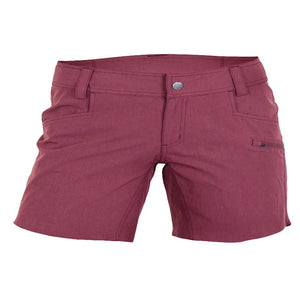 Eden & Damsel Women's Short - Merlot | Action Pro Sports