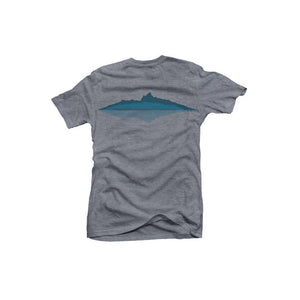 Grand Tee Men's Shirt - Heathered Grey | Action Pro Sports