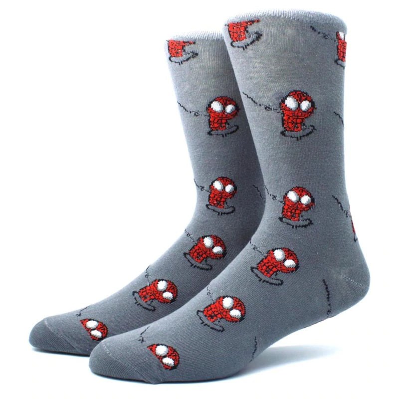 Spidey Spider Man Crew Socks - Action Pro Sports