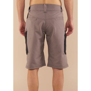 HiFi Men's Short - Steel Grey | Action Pro Sports