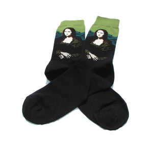 Mona Lisa Crew Socks - Action Pro Sports