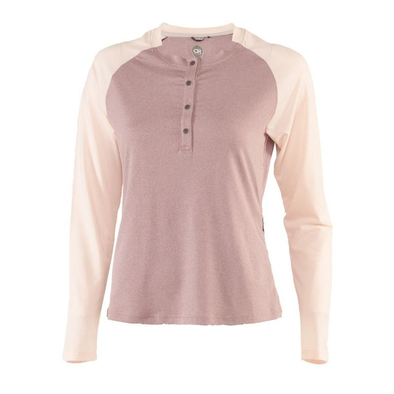 Ida Women's Sun Shirt - Elderberry | Action Pro Sports