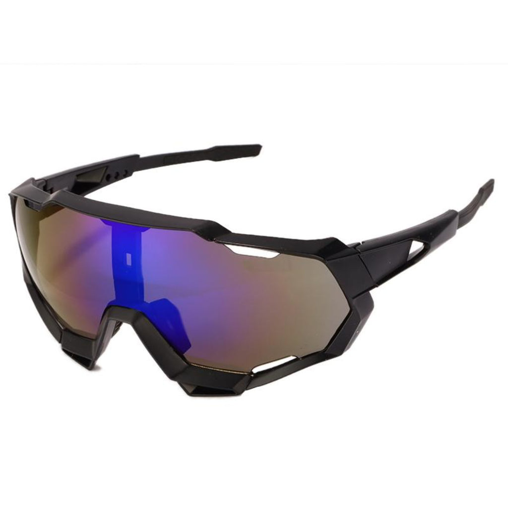 Large Profile Sport Sunglasses - Smoke | Action Pro Sports