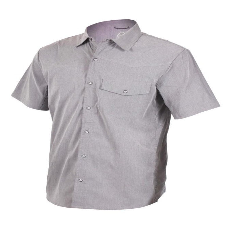 Mag 7 Men's Shirt - Asphalt | Action Pro Sports