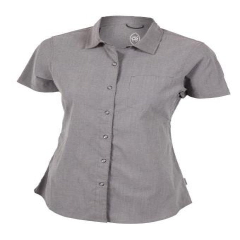 Maggie Women's Shirt - Asphalt | Action Pro Sports