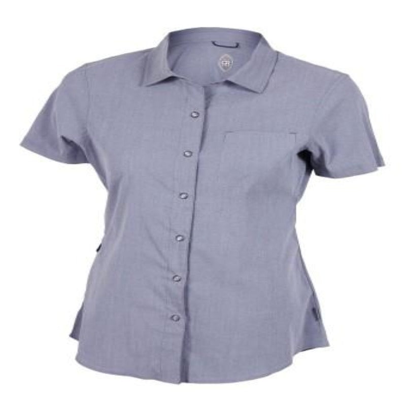 Maggie Women's Shirt - Navy | Action Pro Sports