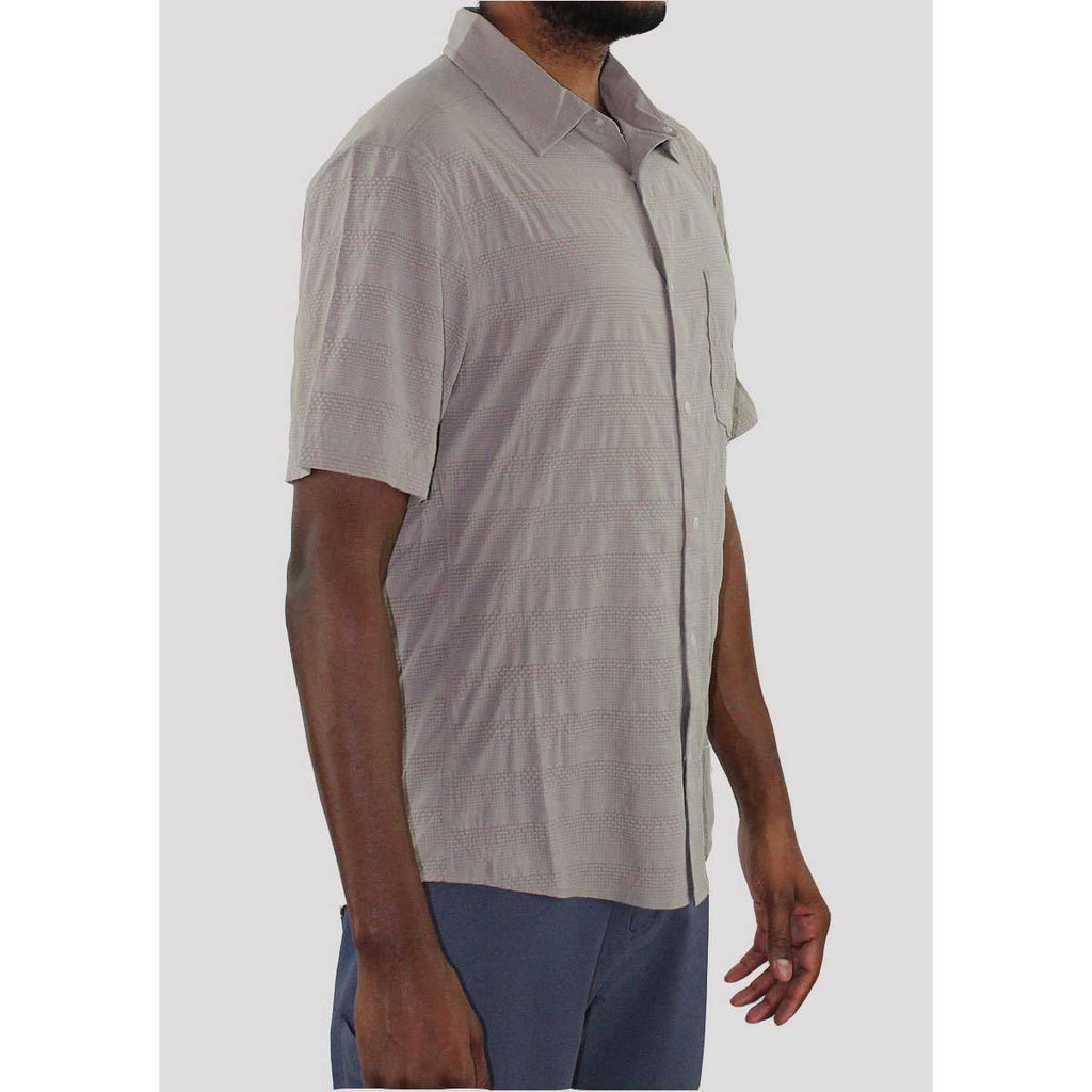 Motive Men's Shirt - Dove | Action Pro Sports