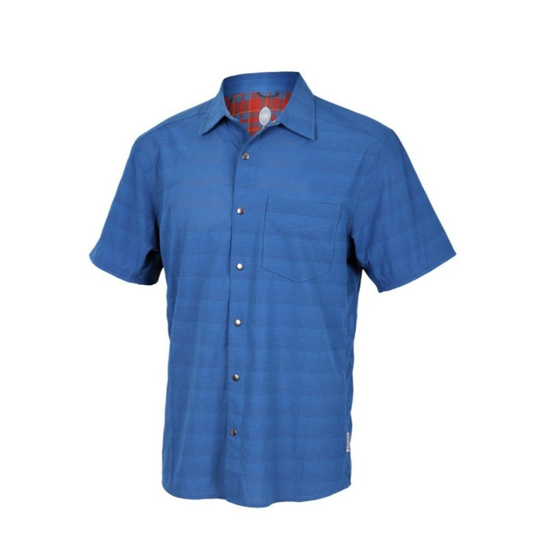 Motive Men's Shirt - Steel Blue | Action Pro Sports