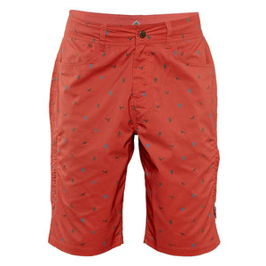 Mountain Surf Men's Short - Ochre Print | Action Pro Sports