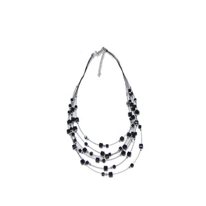 Multi-Strand Acrylic Bead Necklaces - Action Pro Sports