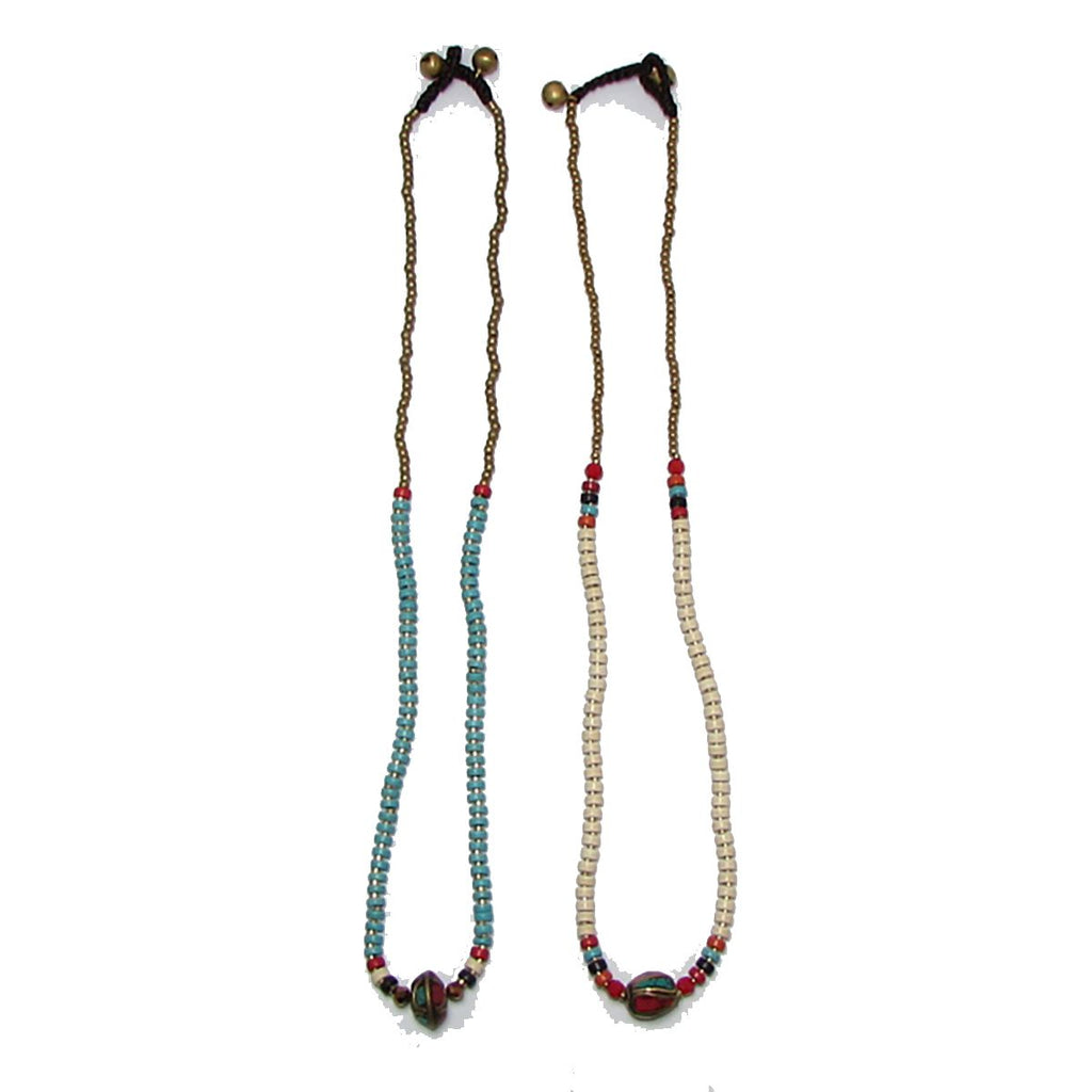 Tibetan Bead Necklaces