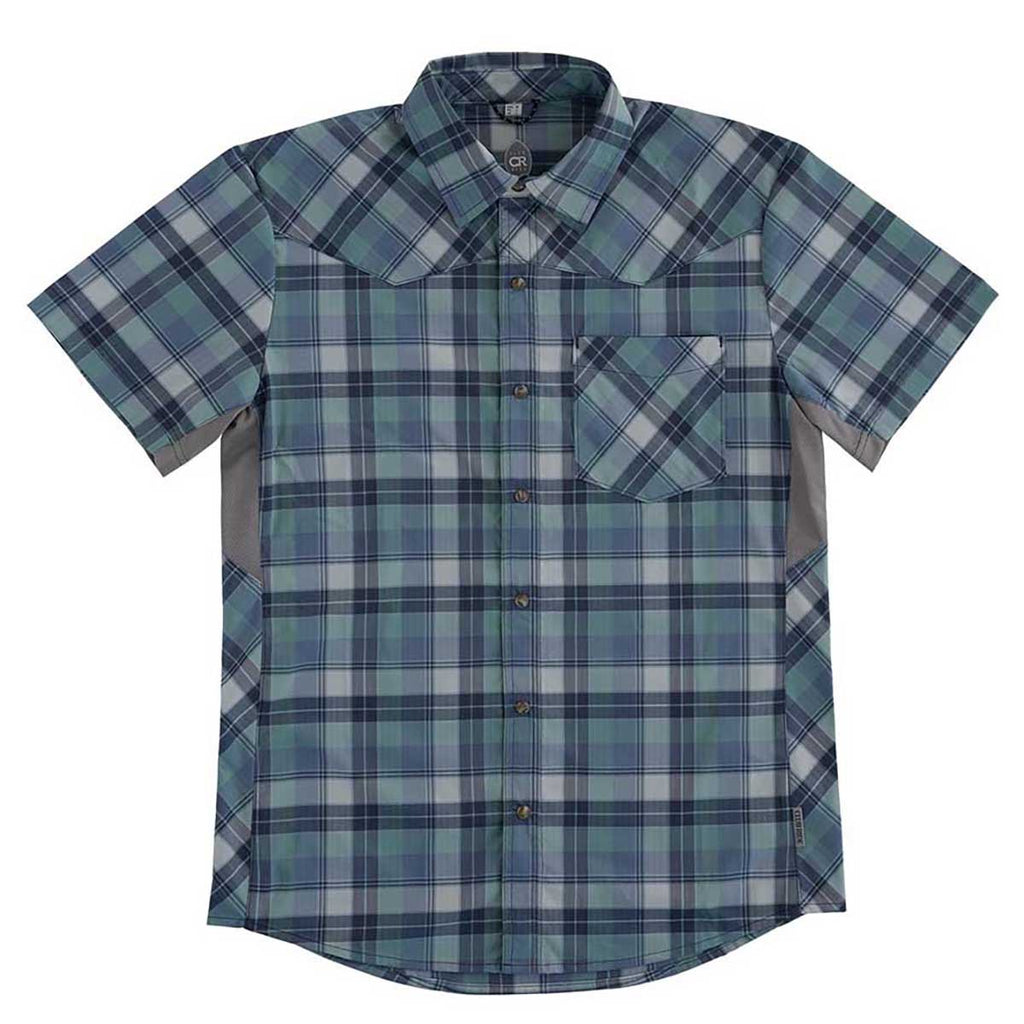New West Men's Shirt - Navy Mallard | Action Pro Sports