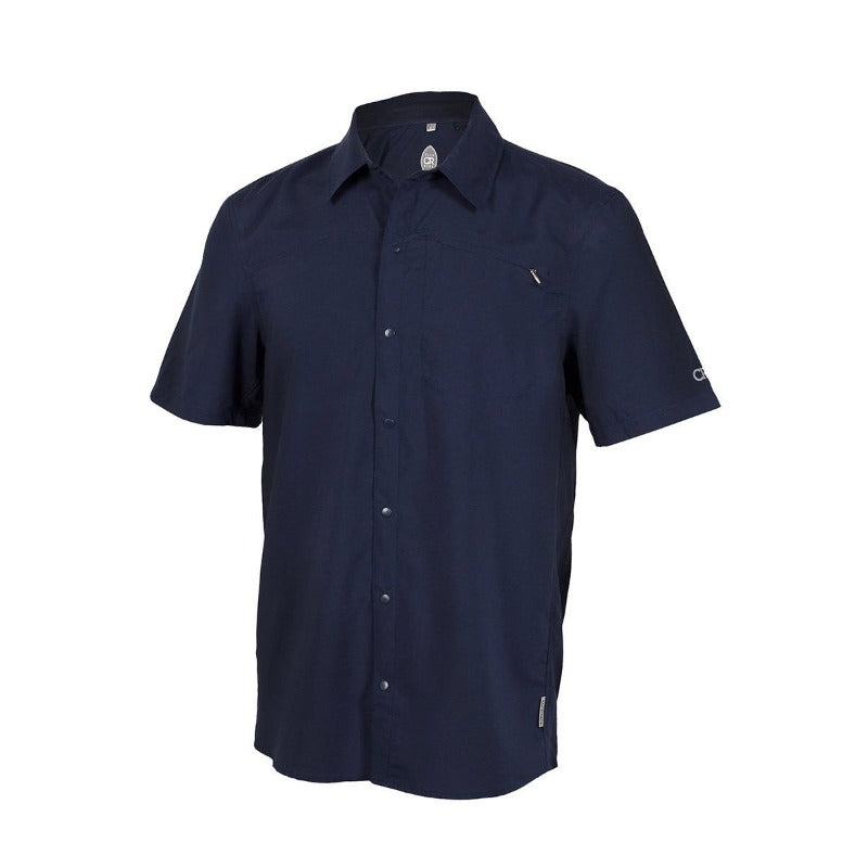 Protocol Men's Shirt - Navy | Action Pro Sports