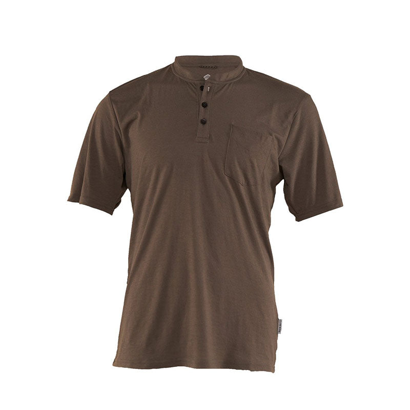 Rambler Men's Shirt - Asphalt | Action Pro Sports