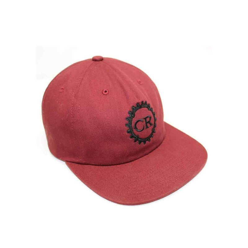 Cog Logo Hat - Biking Red | Action Pro Sports