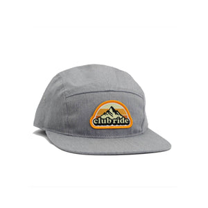 Club Ride Apparel - Headwear - Retro 5 Panel Hat - Action Pro Sports