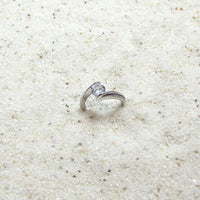 Detailed Silver & Diamond Engagement Rings - Action Pro Sports