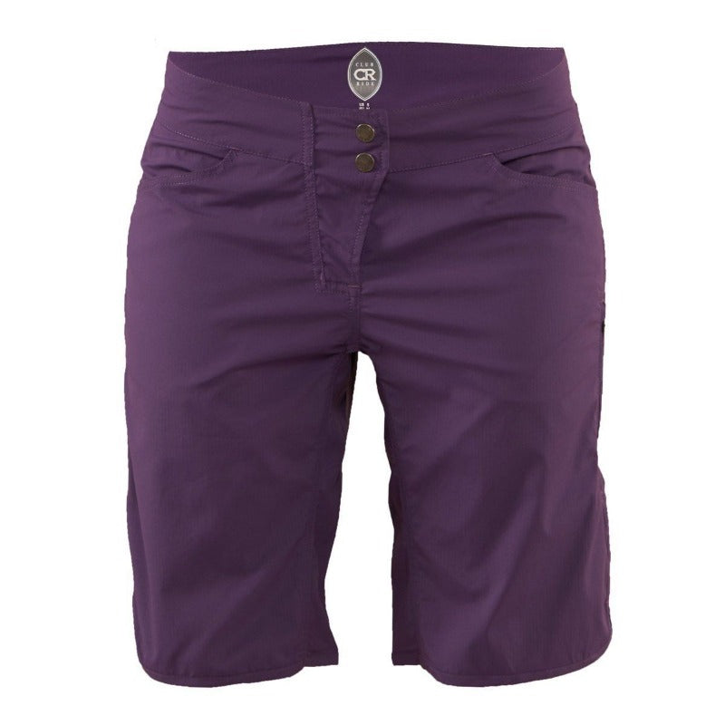 Savvy Women's Short - Loganberry | Action Pro Sports