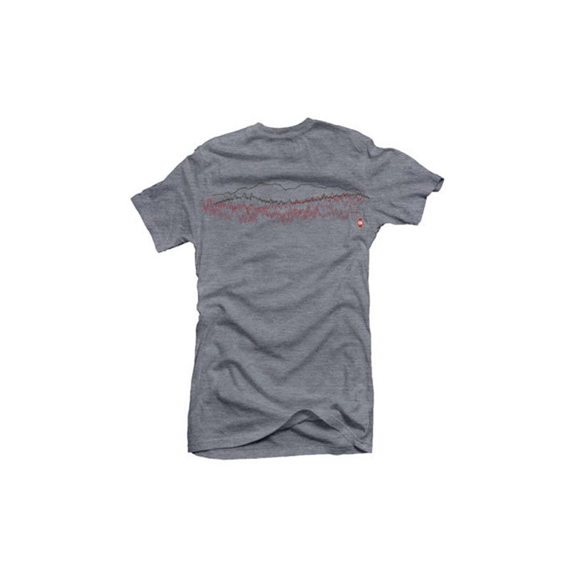 Saw Tee Women's Shirt - Grey | Action Pro Sports