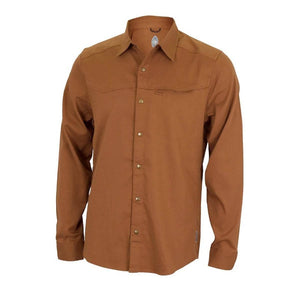 Sawtooth Men's Shirt - Copper | Action Pro Sports