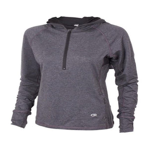Sprint Hoody Women's Jacket - Heather | Action Pro Sports