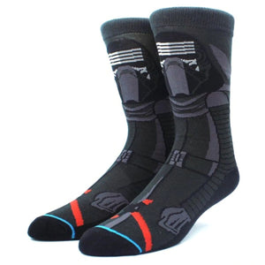 Lord Darth Vader Crew Socks - Action Pro Sports