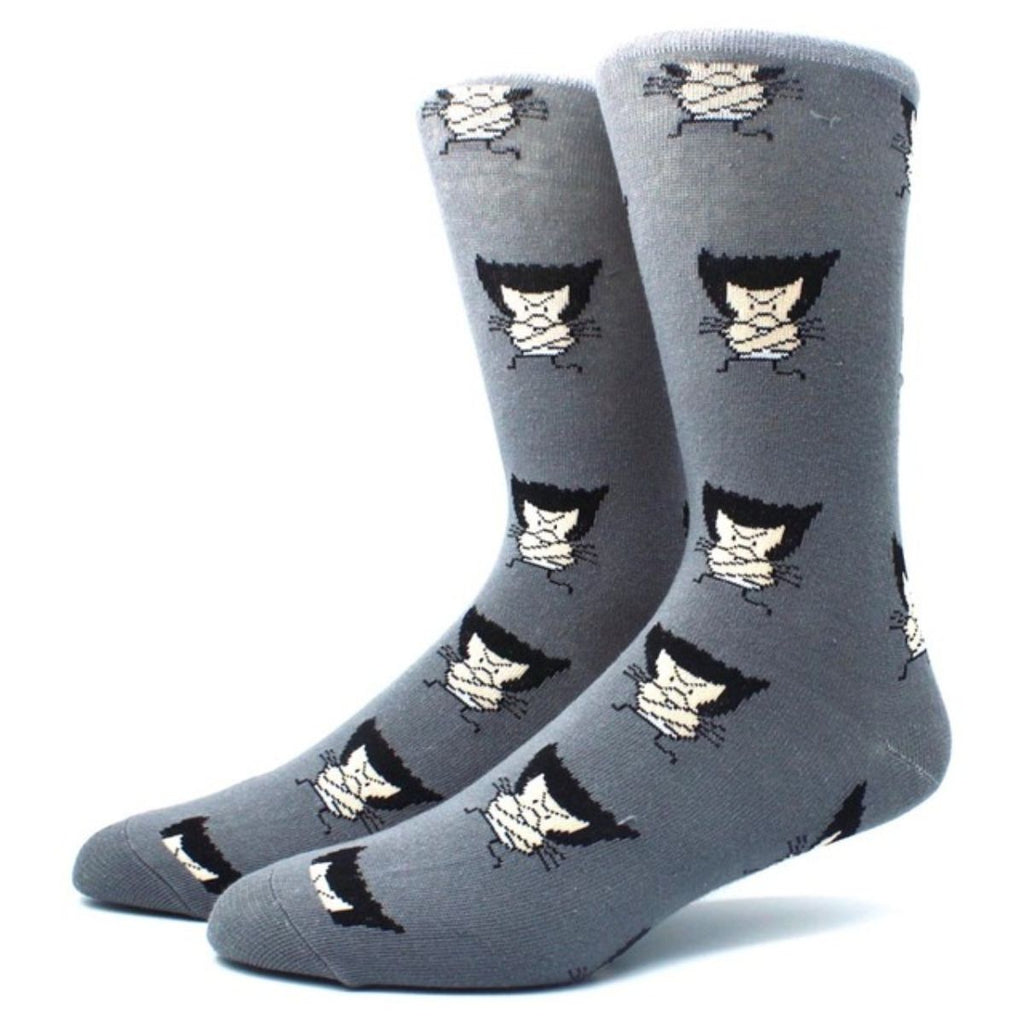 Mini Wolverine Crew Socks - Action Pro Sports