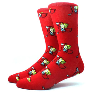Teenie Wonder Woman Crew Socks - Action Pro Sports