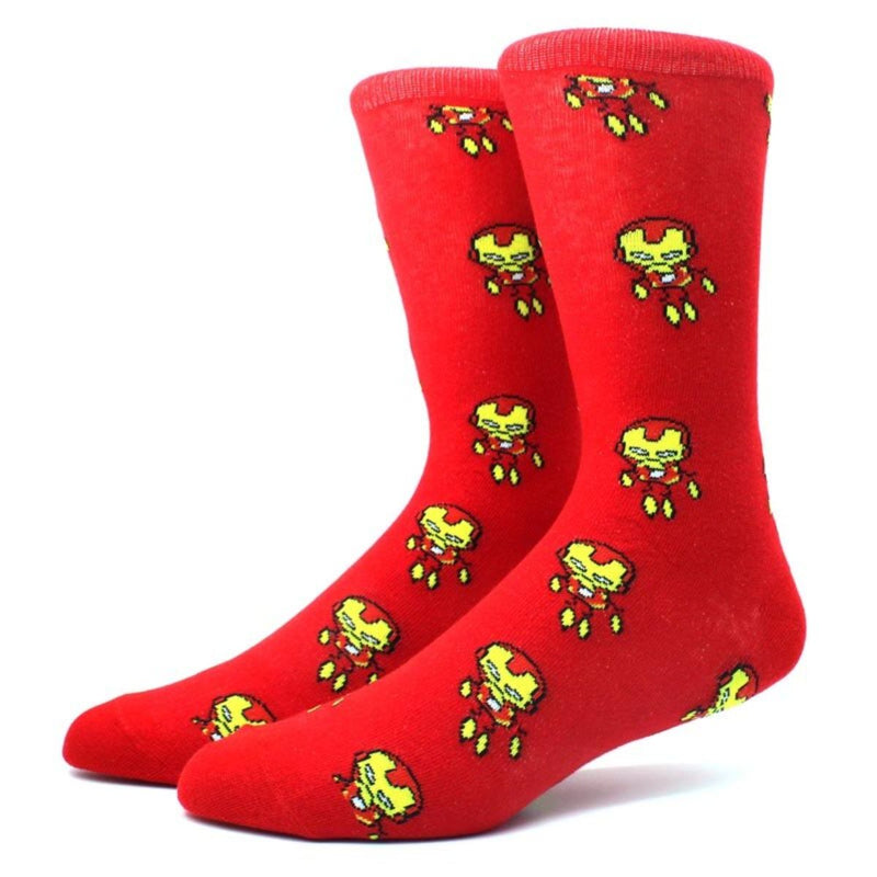 Wee Iron Man Crew Socks - Action Pro Sports