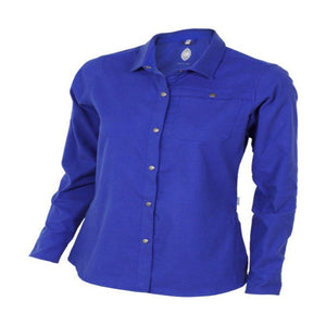 Switchback Flannel Women's Shirt - Dazzle blue | Action Pro Sports