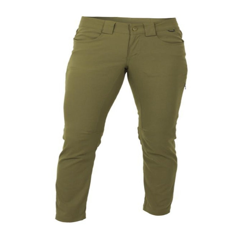 Tour Women's Pant - Olive | Action Pro Sports