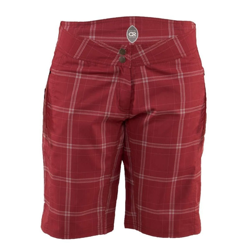 Ventura Women's Short - Cayenne Red | Action Pro Sports