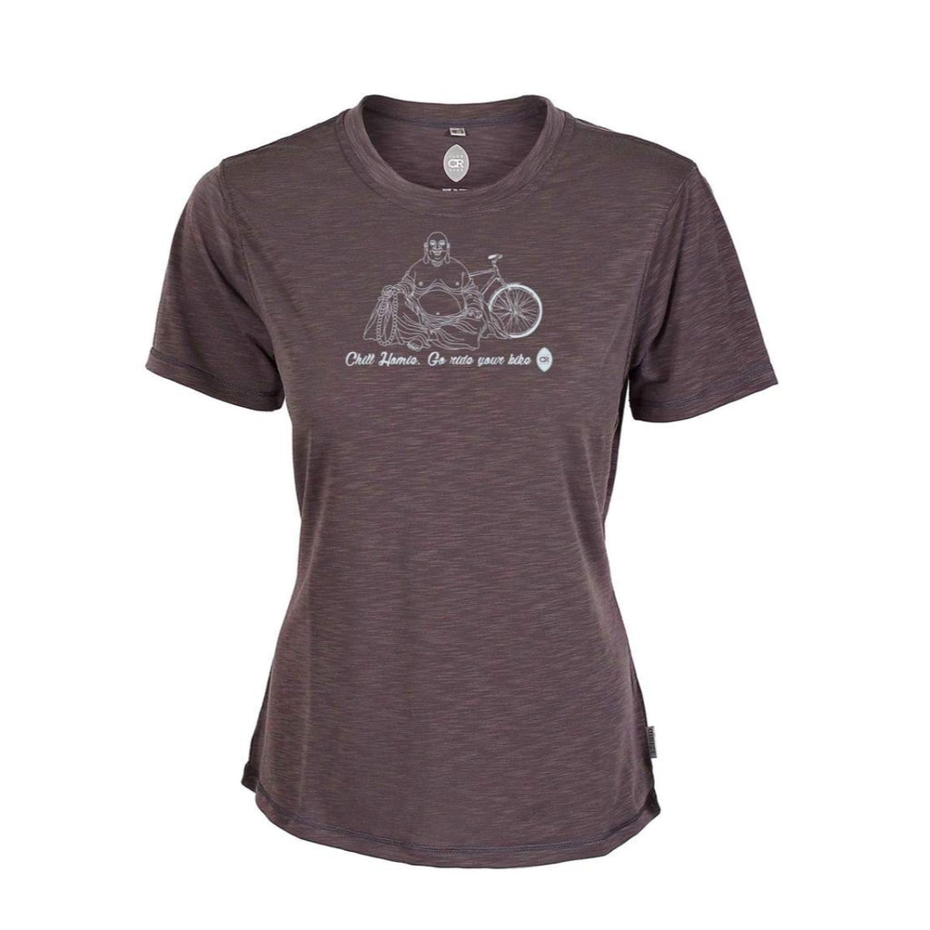 Chill Homie Tech T-Shirt - Women's - Action Pro Sports