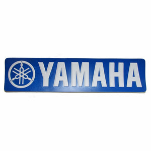 Yamaha Iron-On Transfer Patches - Action Pro Sports