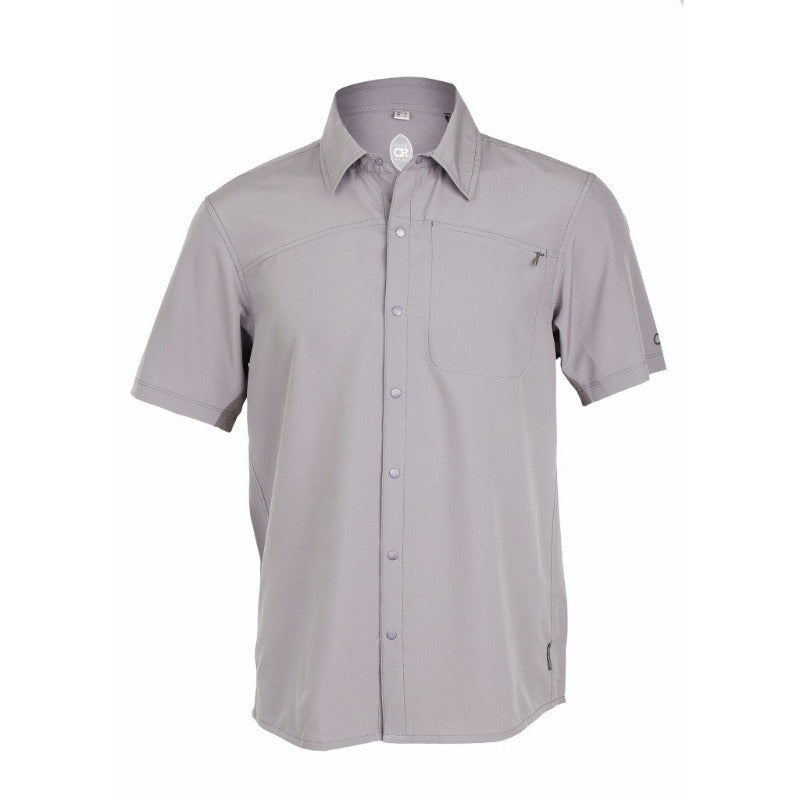 Protocol Men's Shirt - Storm Grey | Action Pro Sports