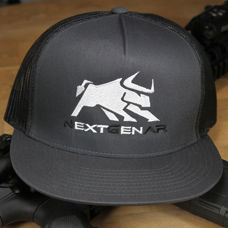 Apex Trucker Hat - Action Pro Sports