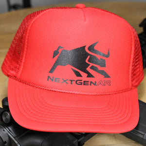 Pop Shot Trucker Hat - Action Pro Sports