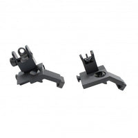 45 Degree Flip-Up Front & Rear Sights - Action Pro Sports