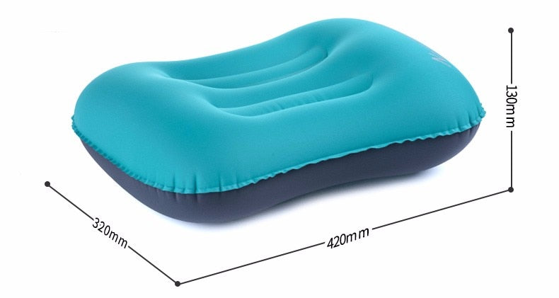 Global Brands - Sleeping Pads & Pillows - Air Pillow (NH17T013-Z) - Action Pro Sports
