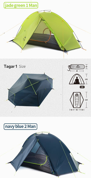 1-2 Person/Three Season Tents (5112458) | Action Pro Sports