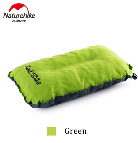 Global Brands - Sleeping Pads & Pillows - Air Pillow (NH17A001-L) - Action Pro Sports