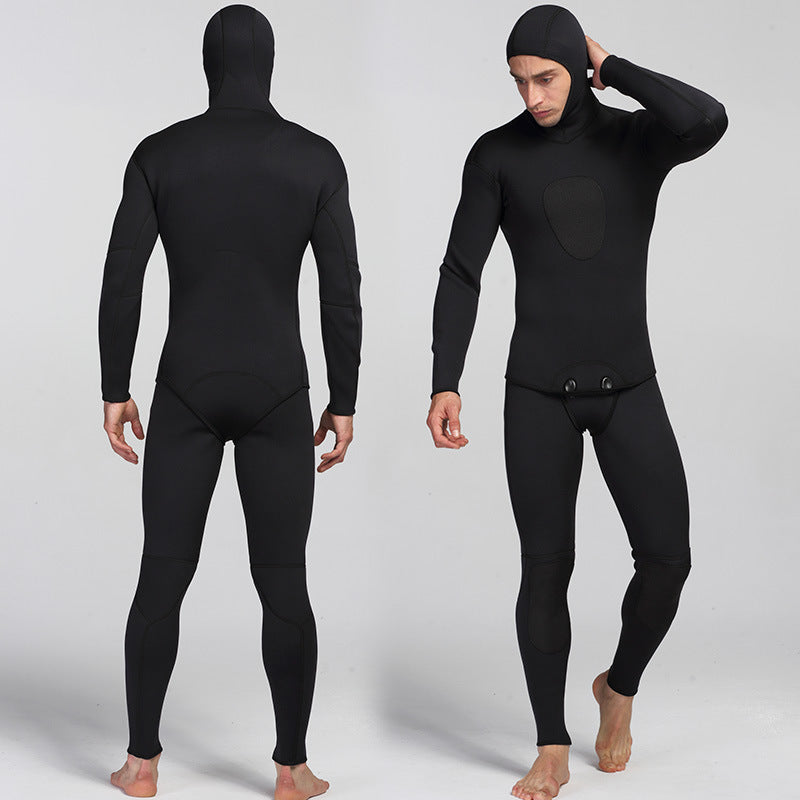 Global Brands - Wetsuits - 2 Piece/3mm Wetsuit (9754018) - Action Pro Sports