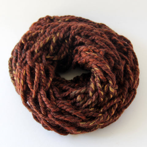 Sequoia Brown Scarf